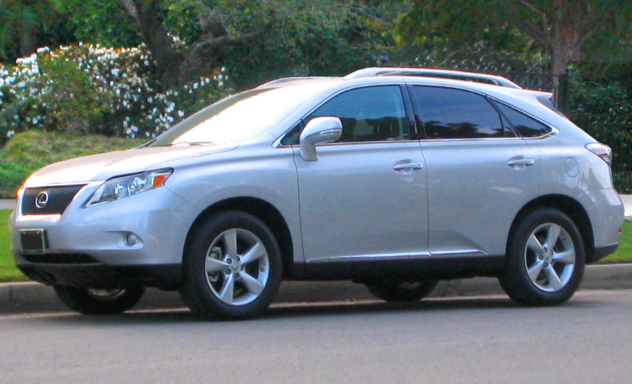 File2010 Lexus Rx350 Tungsten Pearl 01 Wikimedia Commons Ls1 Coil Connector Wiring Diagram