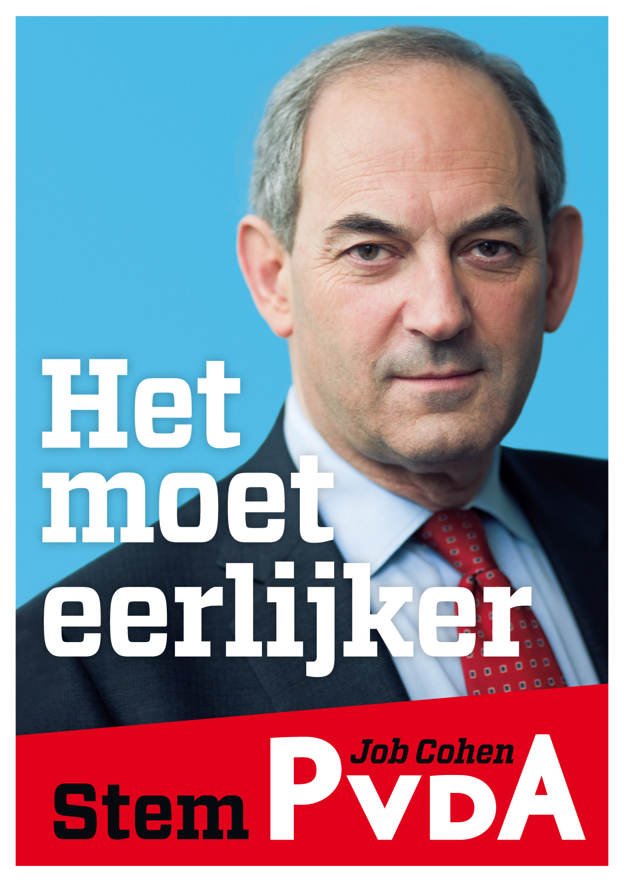 File:2010 election poster Poster PvdA2.jpg - Wikimedia Commons
