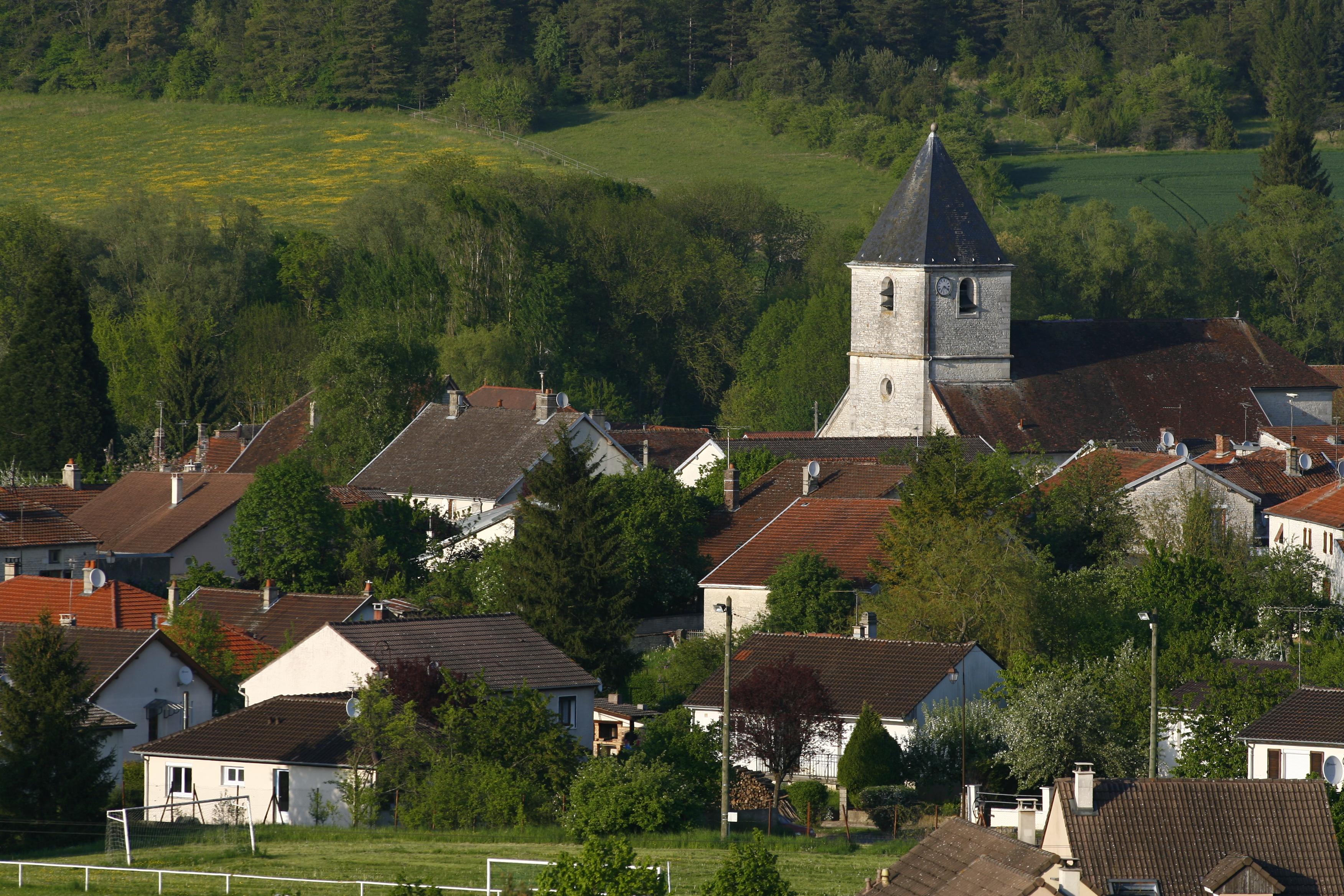 Longchamp-sur-Aujon