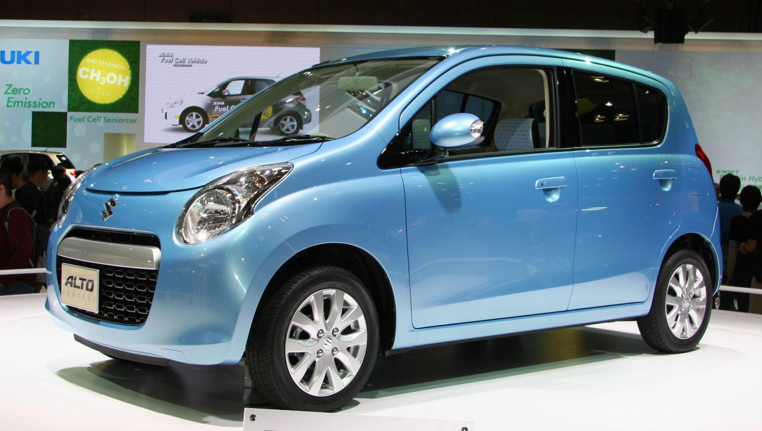 Suzuki Alto Problems