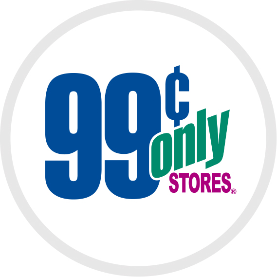 File99 CENTS ONLY STORES LOGO