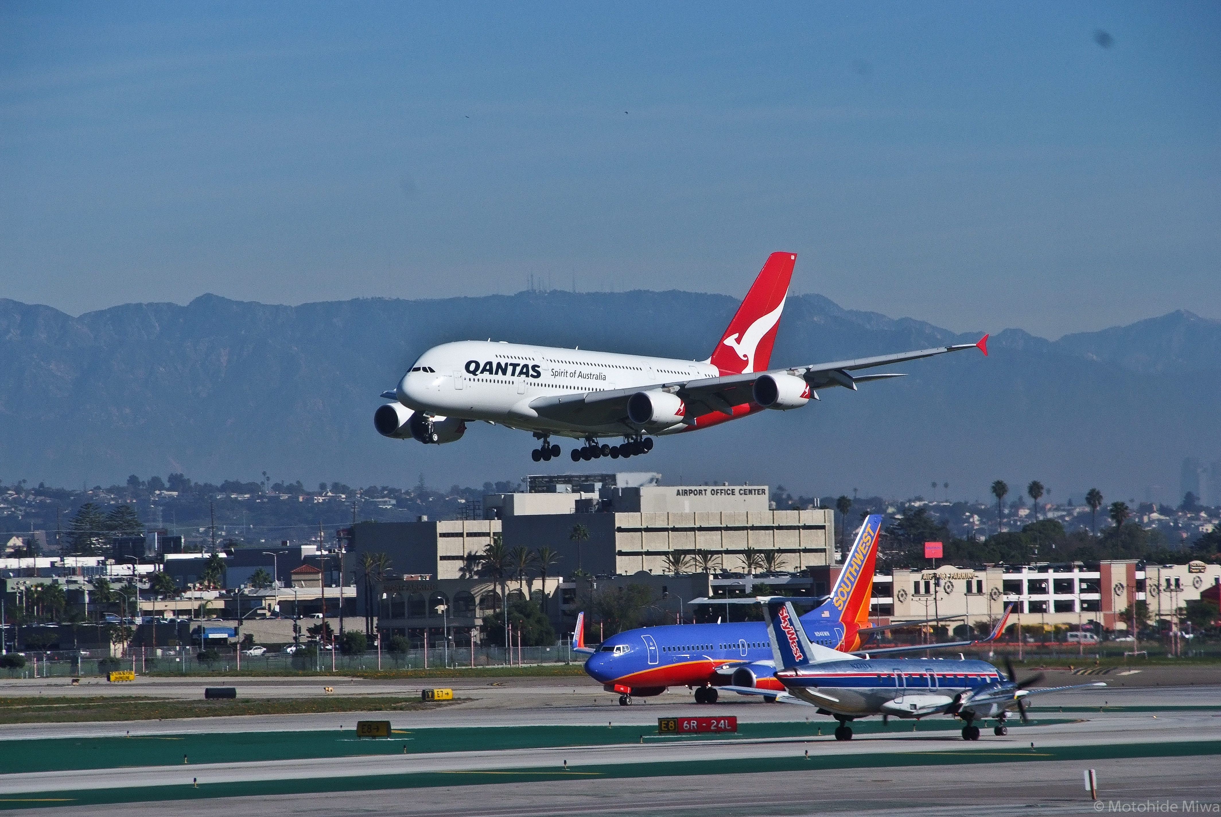 Lax Airport To Long Beach Port