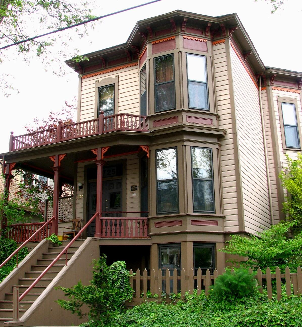 File ab hamilton house portland wikimedia for Building a home in oregon