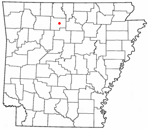 Loko di Marshall, Arkansas