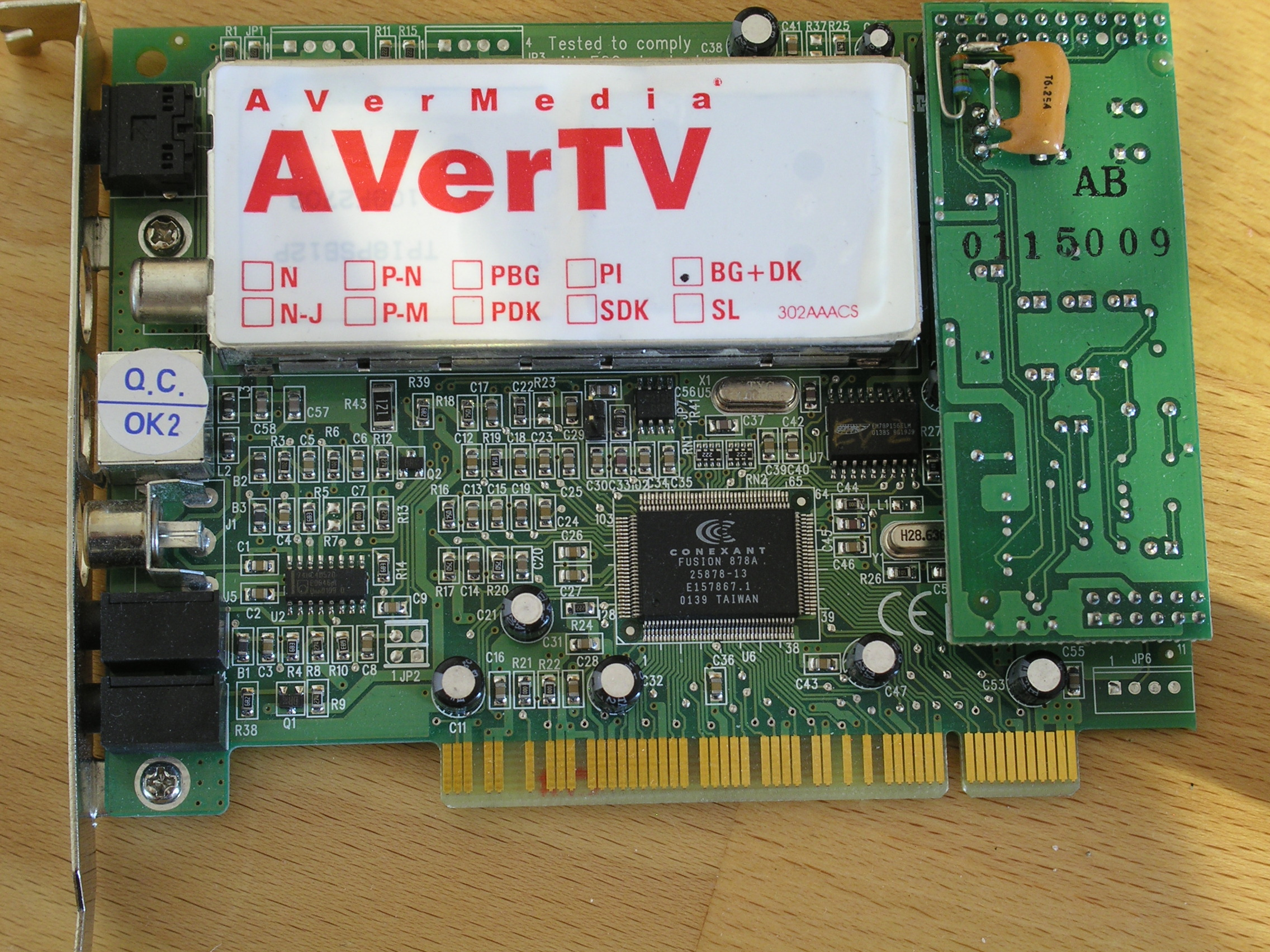 AVERMEDIA AVERTV WINDOWS 8 DRIVER