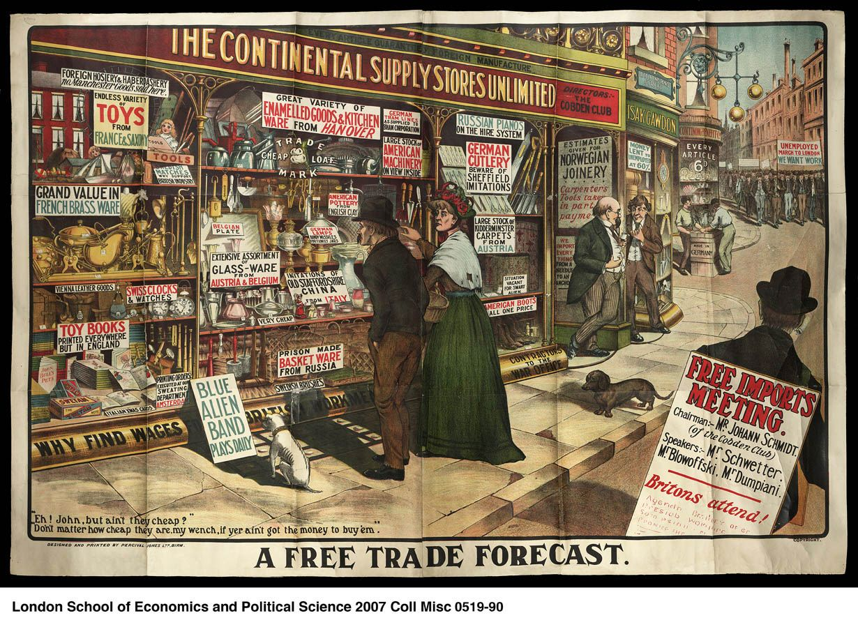 history of free trade The north american free trade agreement (nafta) was enacted to  nafta  and sustainable development: history, eperience, and the.