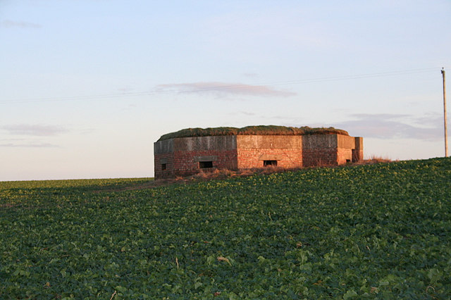 Abandoned Military Bunkers for Sale http://commons.wikimedia.org/wiki/File:A_lone_bunker_north_of_the_abandoned_military_camp._-_geograph.org.uk_-_312110.jpg