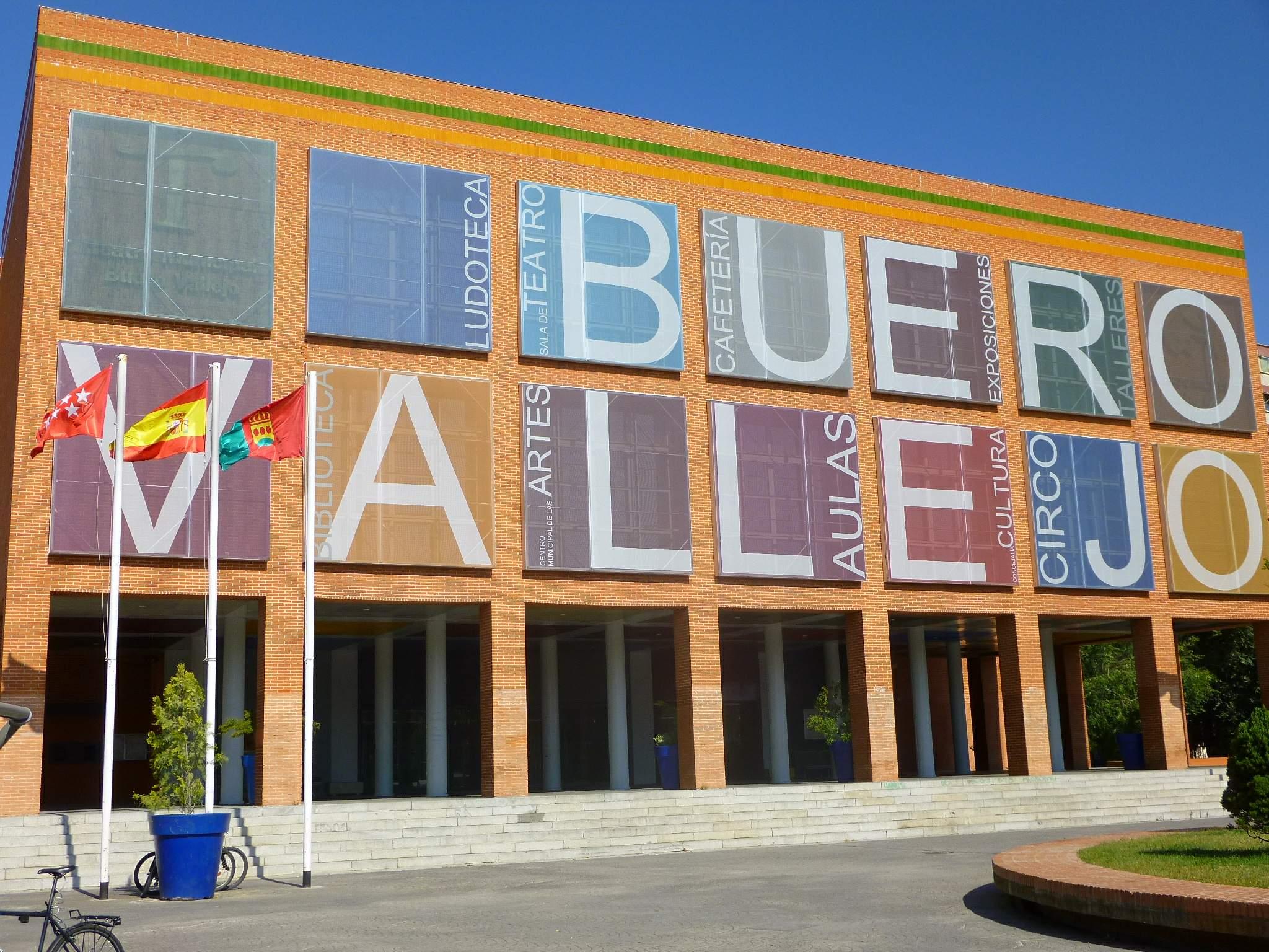 Archivo alcorc n centro cultural buero vallejo ex - Teatro buero vallejo alcorcon ...