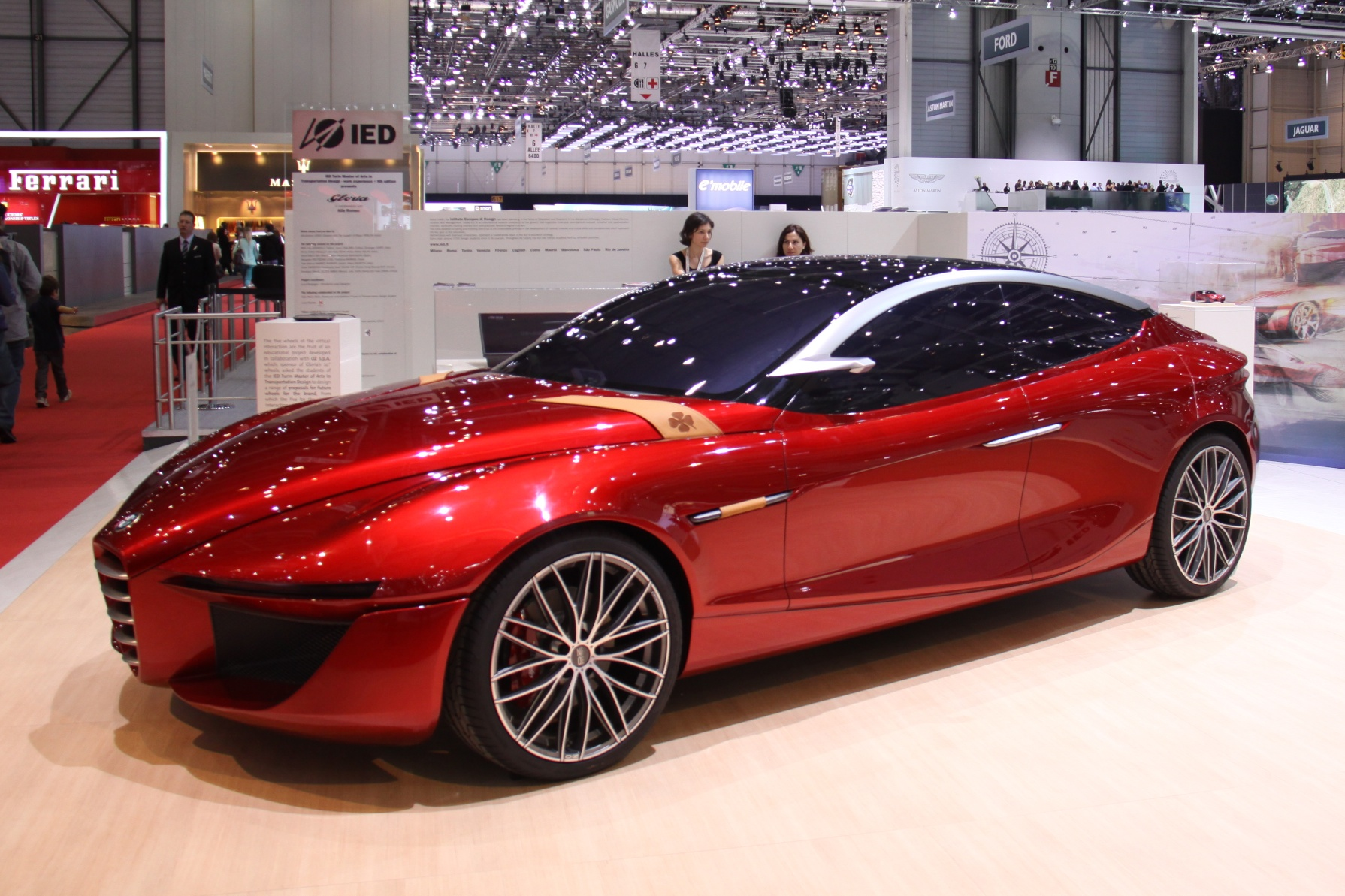 Alfa Romeo Concept Car >> Alfa Romeo Gloria Wikipedia
