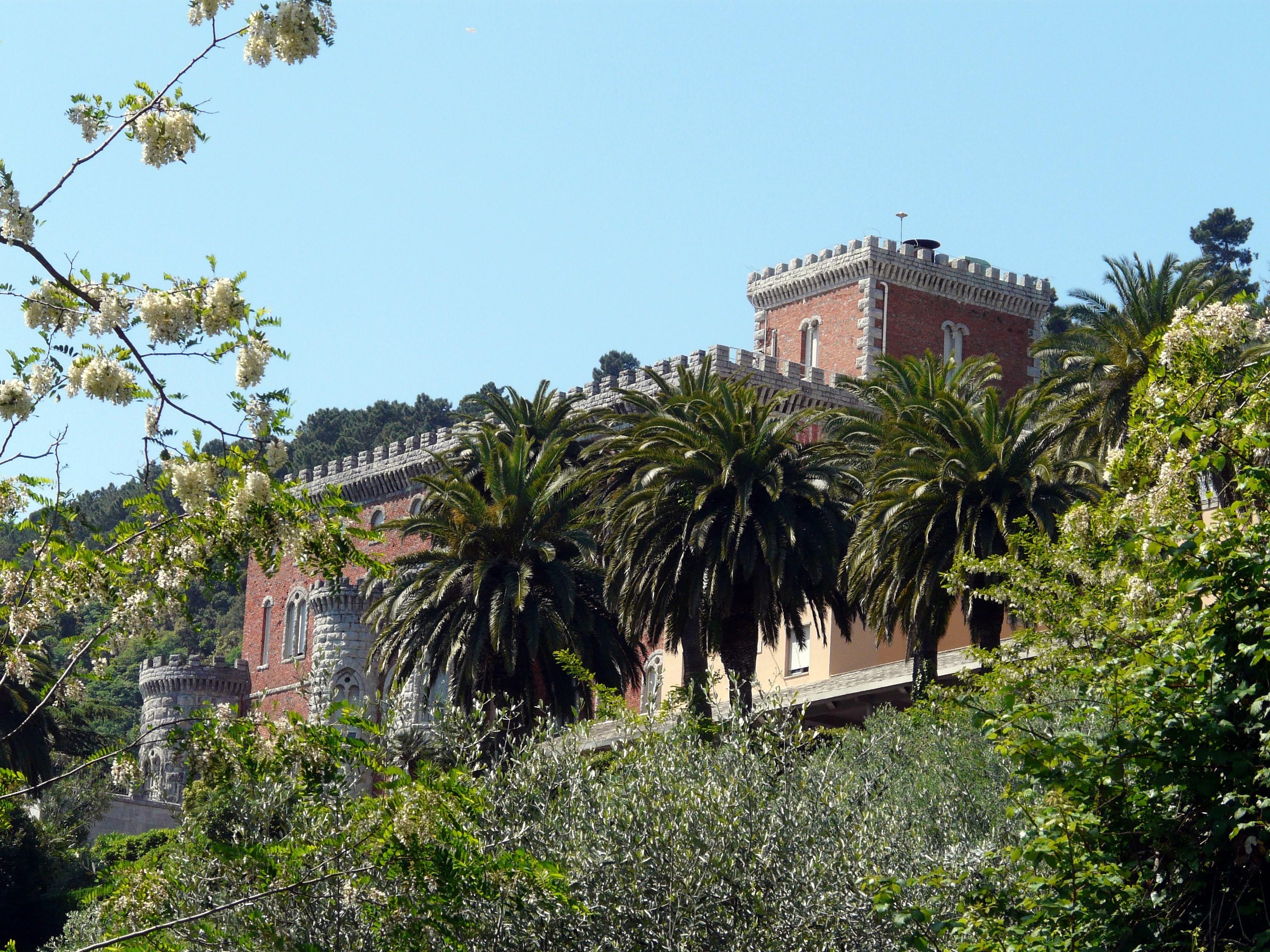 Monastero di Santa Croce, Ameglia