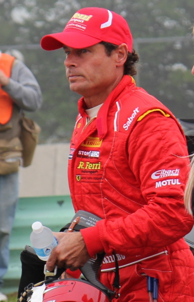 Anthony Lazzaro Racing Driver Wikipedia