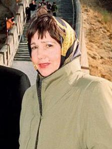Antonina Kravchuk Wife of the first one Ukrainian president
