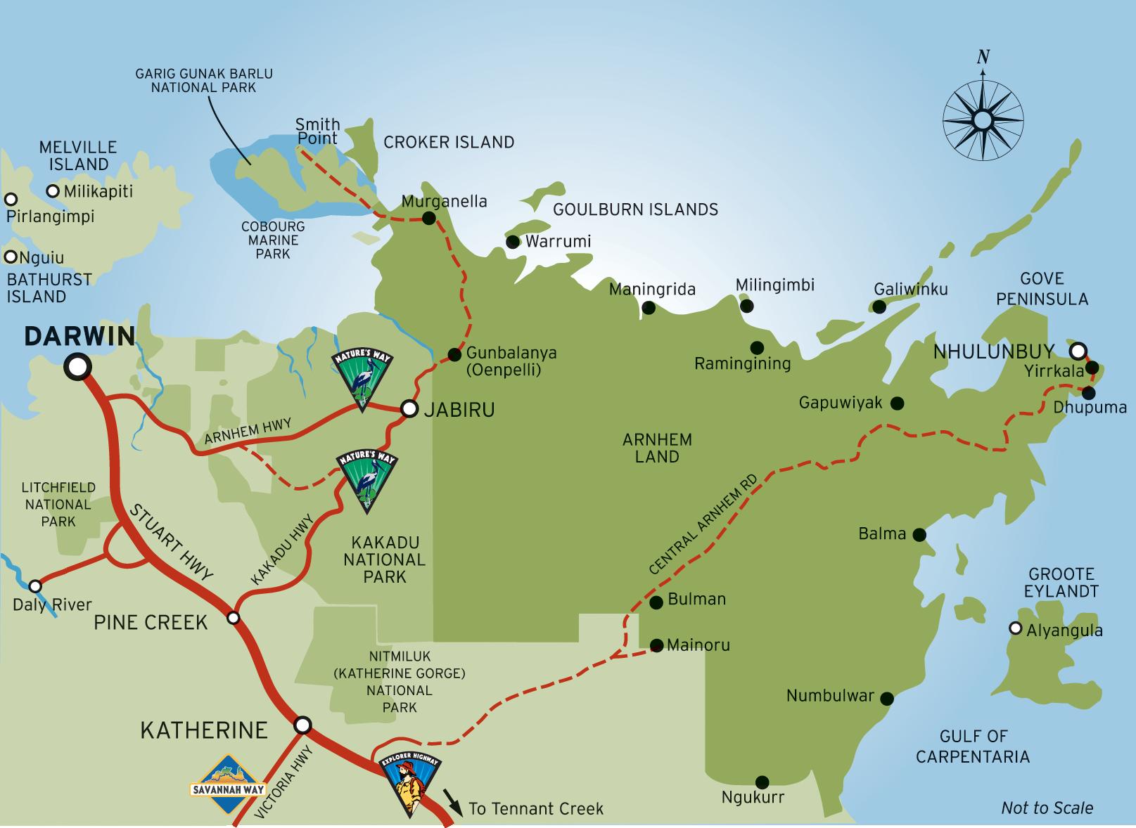 Melville Island Accommodation