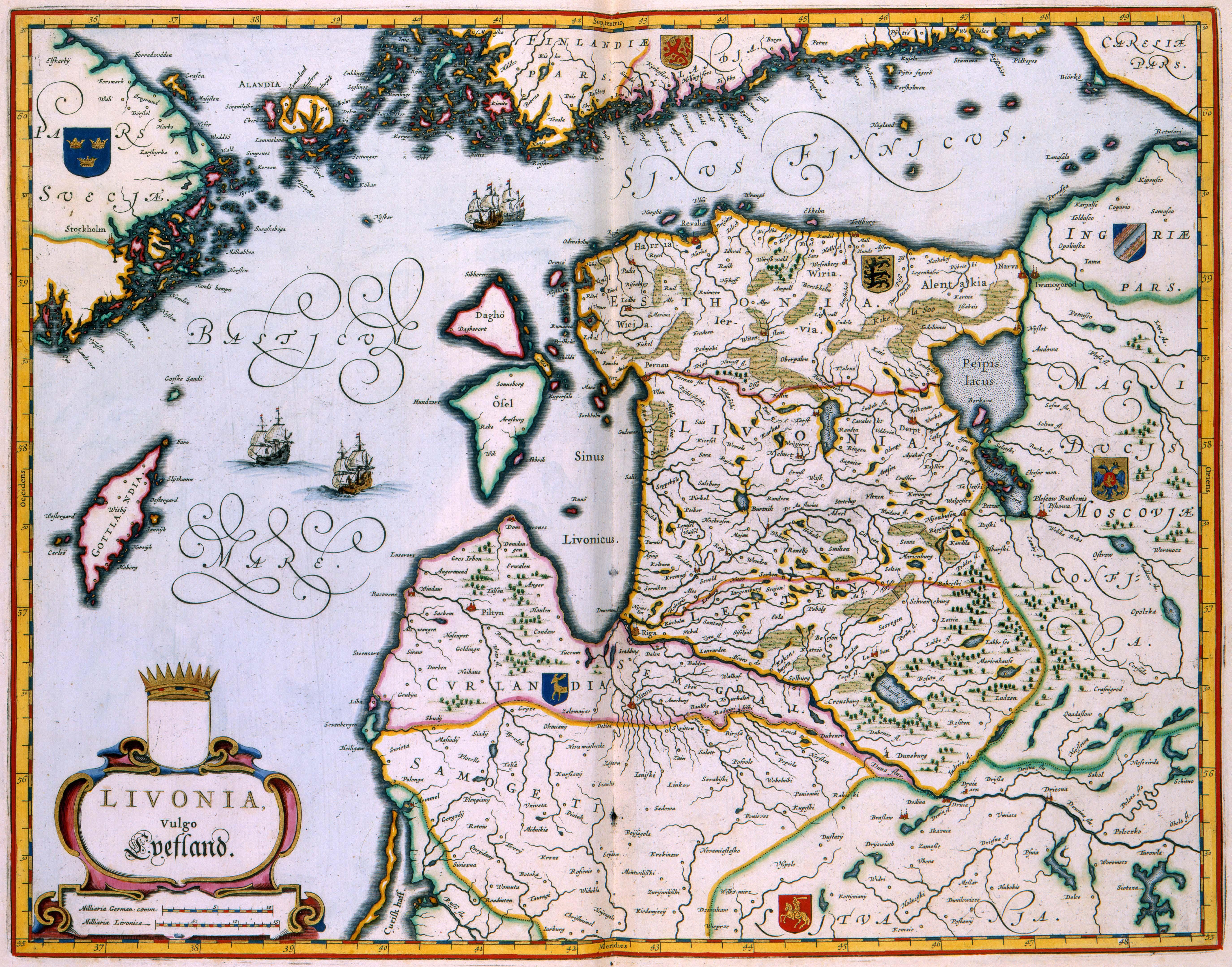 United Baltic Duchy - Wikipedia