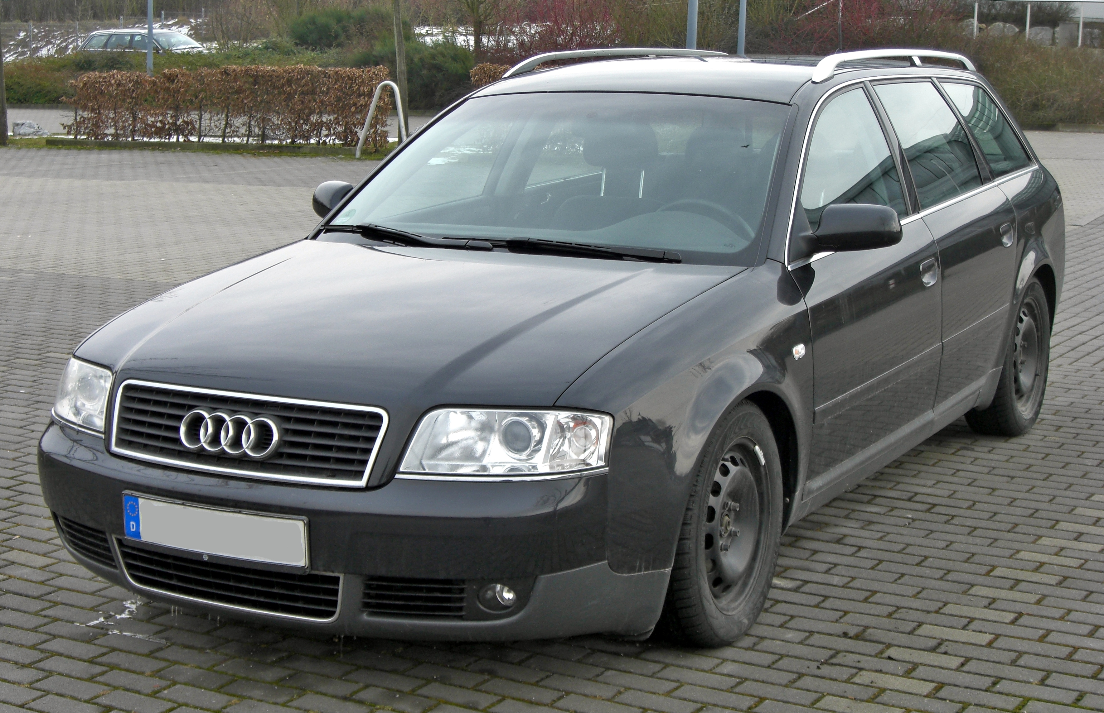 file audi a6 c5 avant 20090215 wikimedia commons. Black Bedroom Furniture Sets. Home Design Ideas
