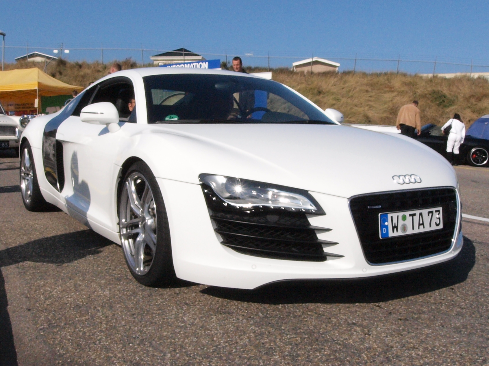 File Audi German Licence Registration W Ta 73 Jpg