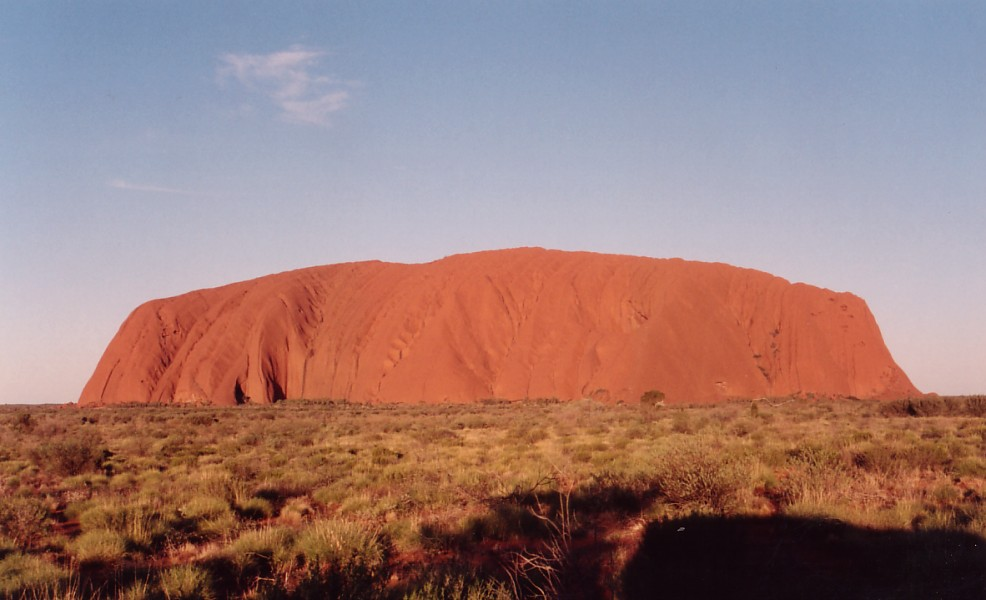 Ayers Rock (Uluru) Australia  city photo : Fil:Ayers Rock Uluru Wikipedia