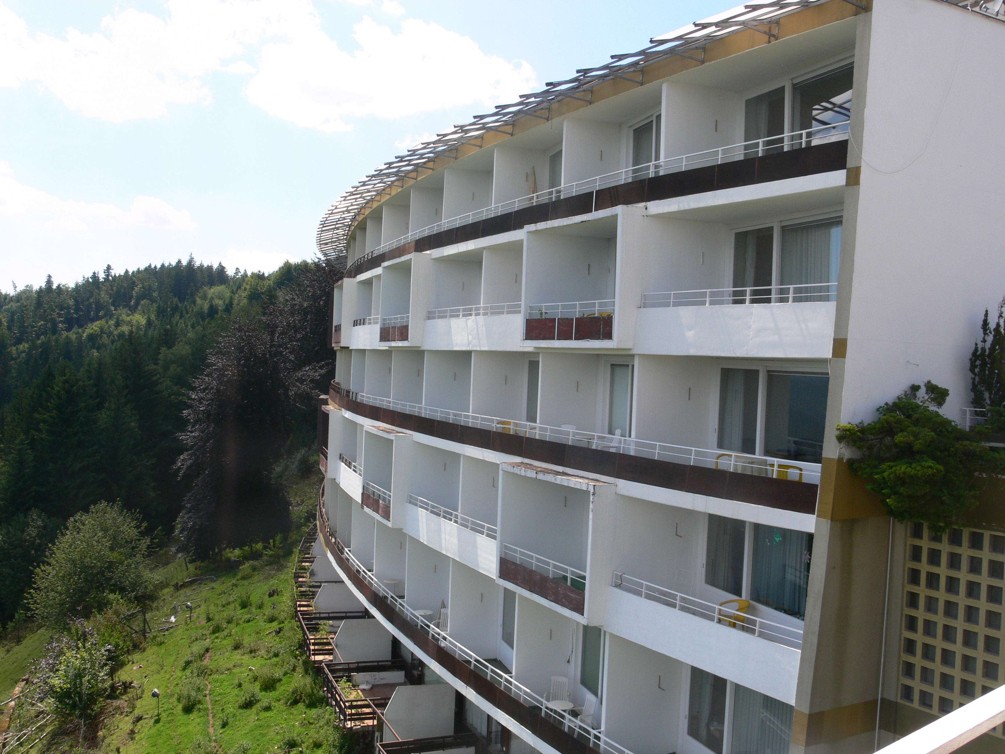 Bad Wildbad Hotel Post Renovierung