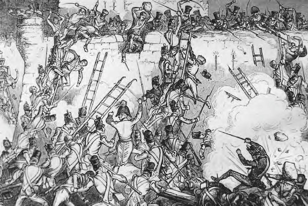 Assedio di badajoz 1812 wikipedia for Cerco illustratore