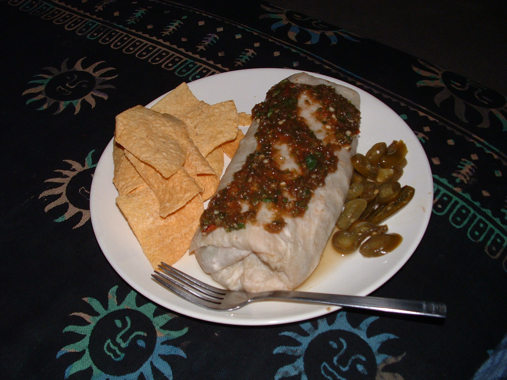 File:Bean and cheese burrito.jpg - Wikimedia Commons
