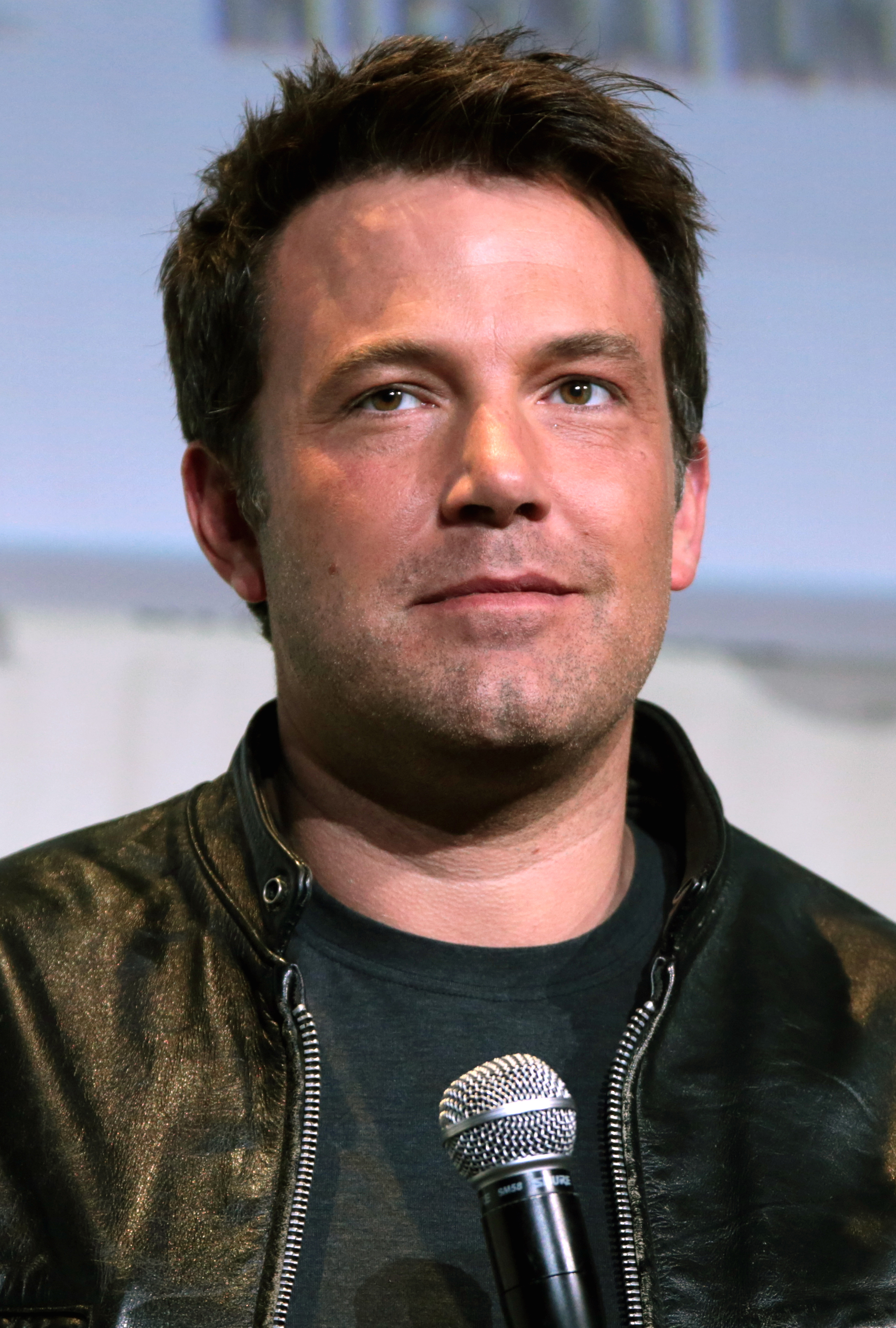 Affleck expresses his delight at the news