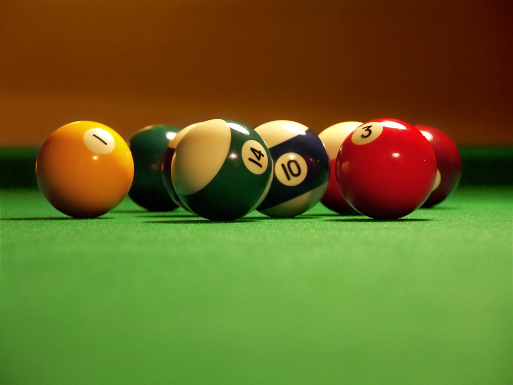- Pool table images ...