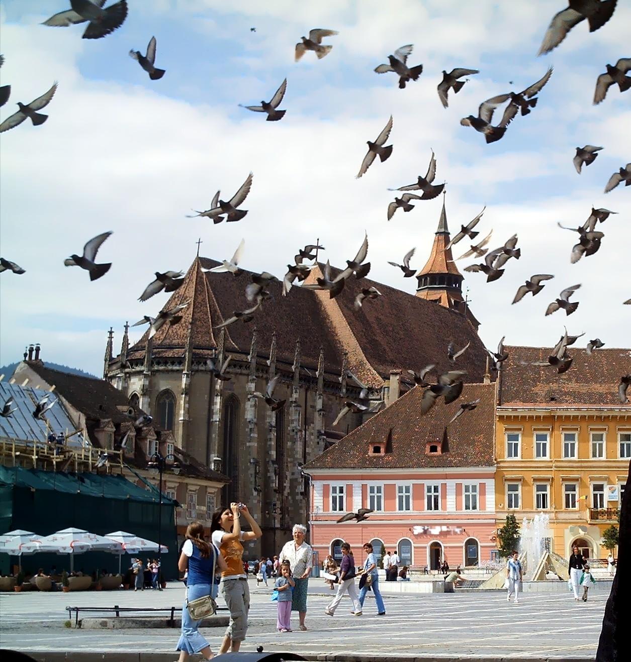 Immagine: Brazov (Romania)