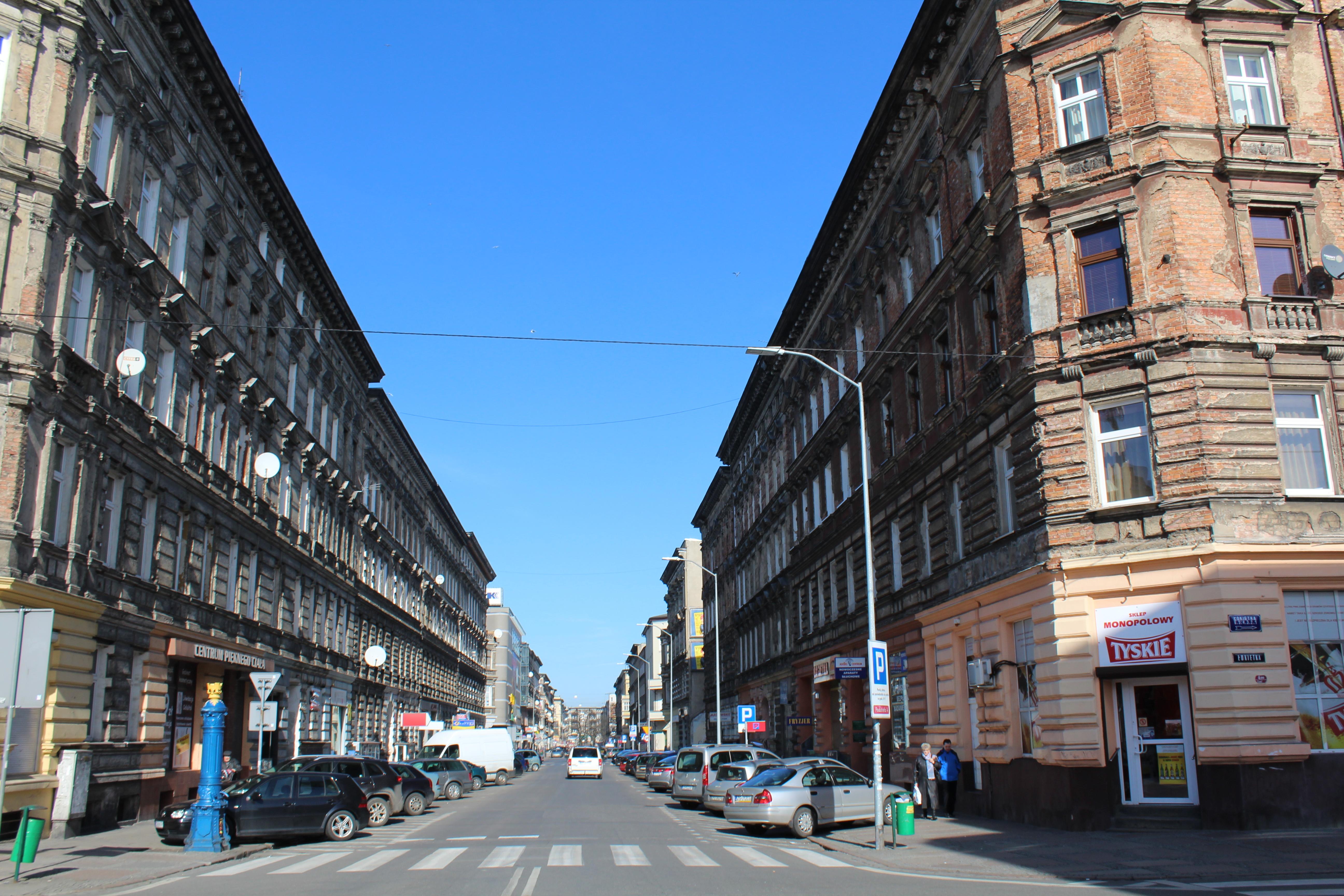 Filebogusława Street In Szczecin 2015 1jpg Wikimedia Commons