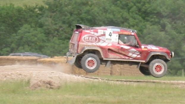 Bowler Wildcat 200 Comp Safari Rally Raid