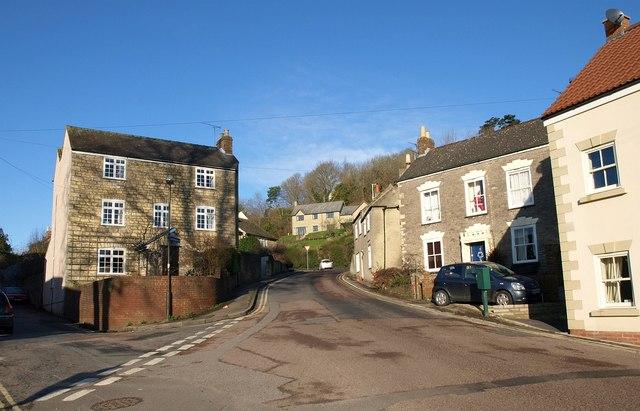 Bradley Street, Wotton-Under-Edge - geograph.org.uk - 1652737