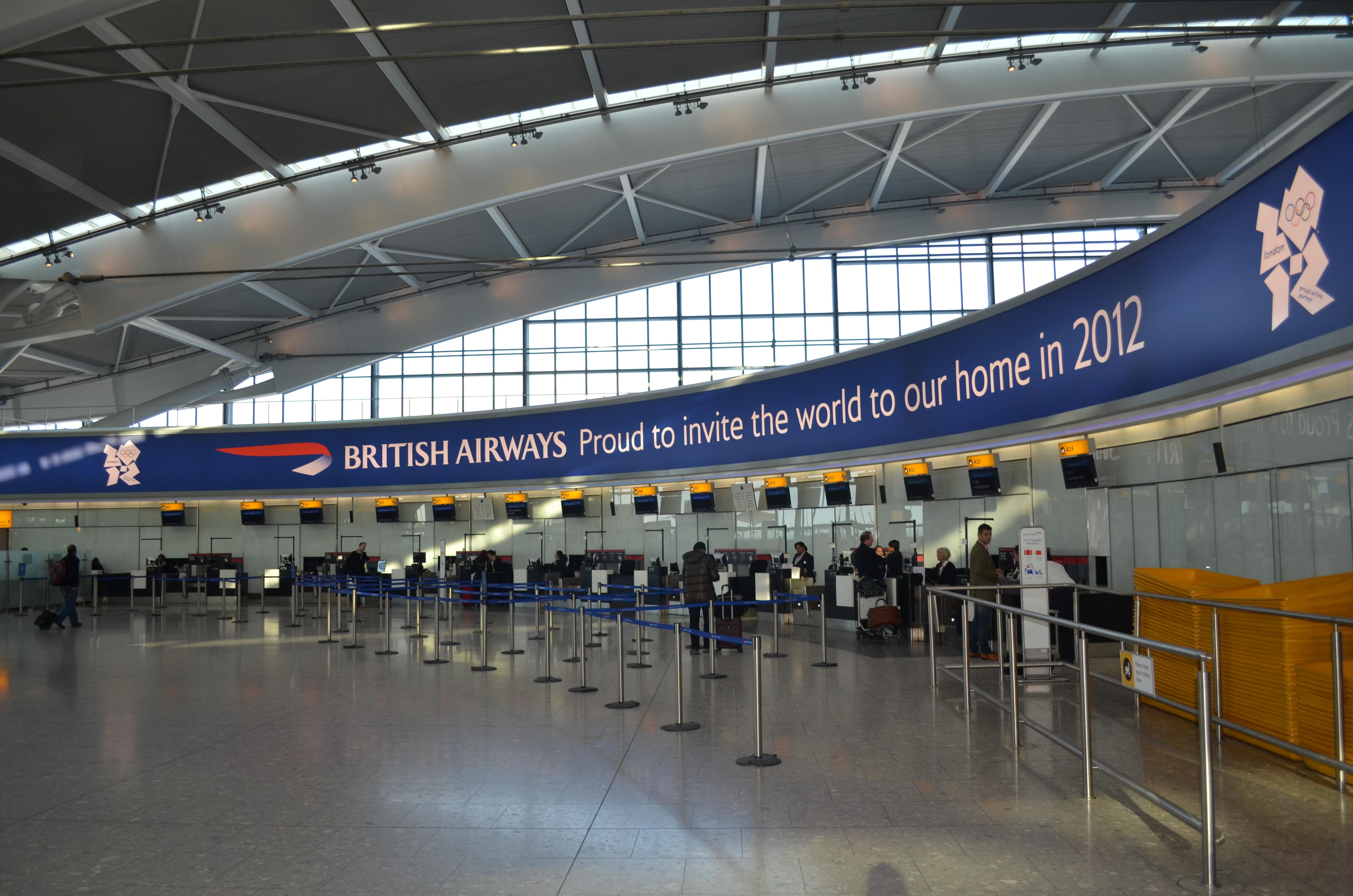 London Flughafen Hotel