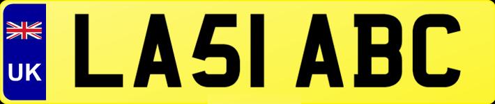 Car Number Plates Makers Uk