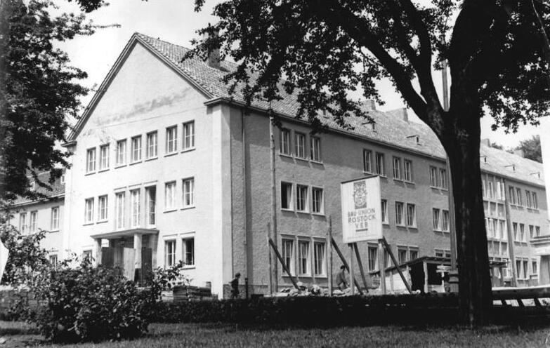 Studentenwohnheim Wismar