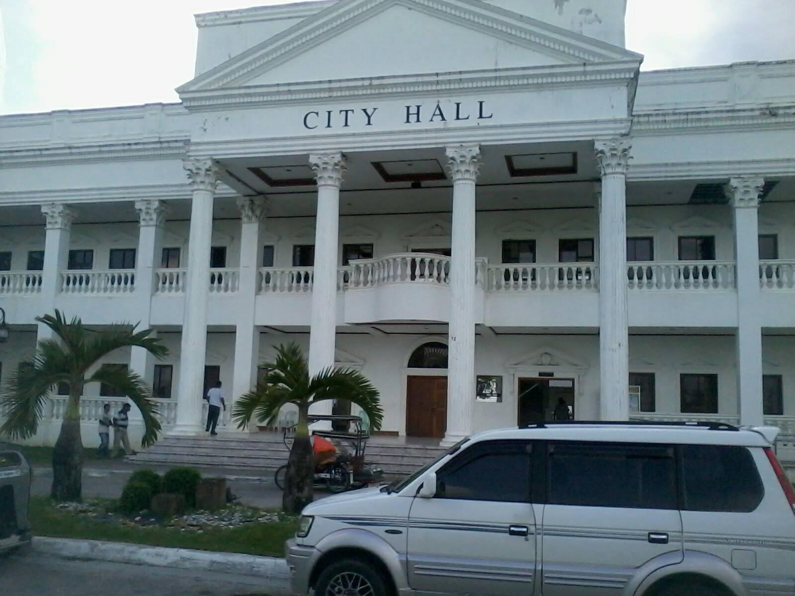 File Calapan City Hall Calapan City Oriental Mindoro