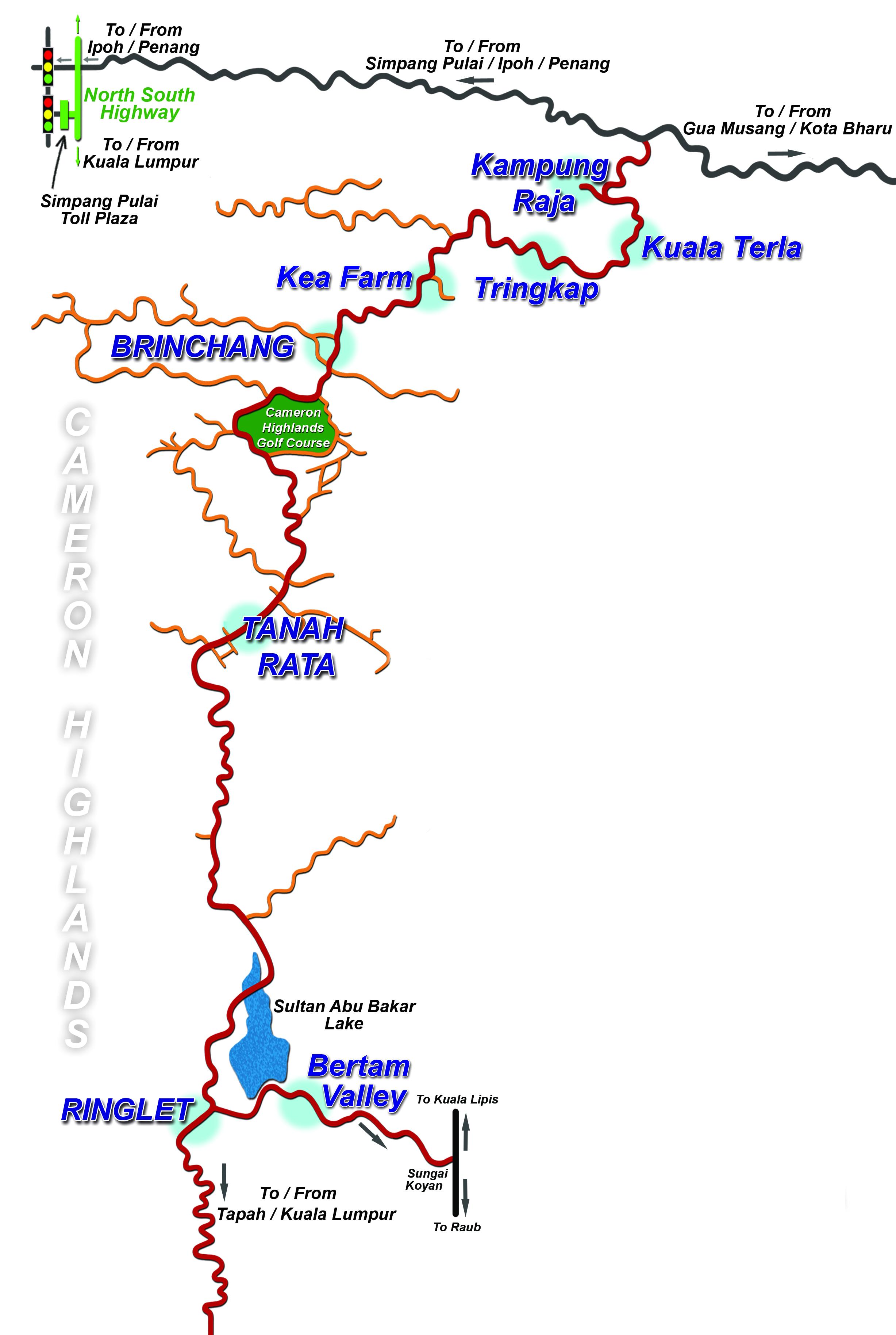 IMG Uploadwikimediaorg Wikipedia Commons F F9 Cameron Highlands Map6 Good Info About Highland