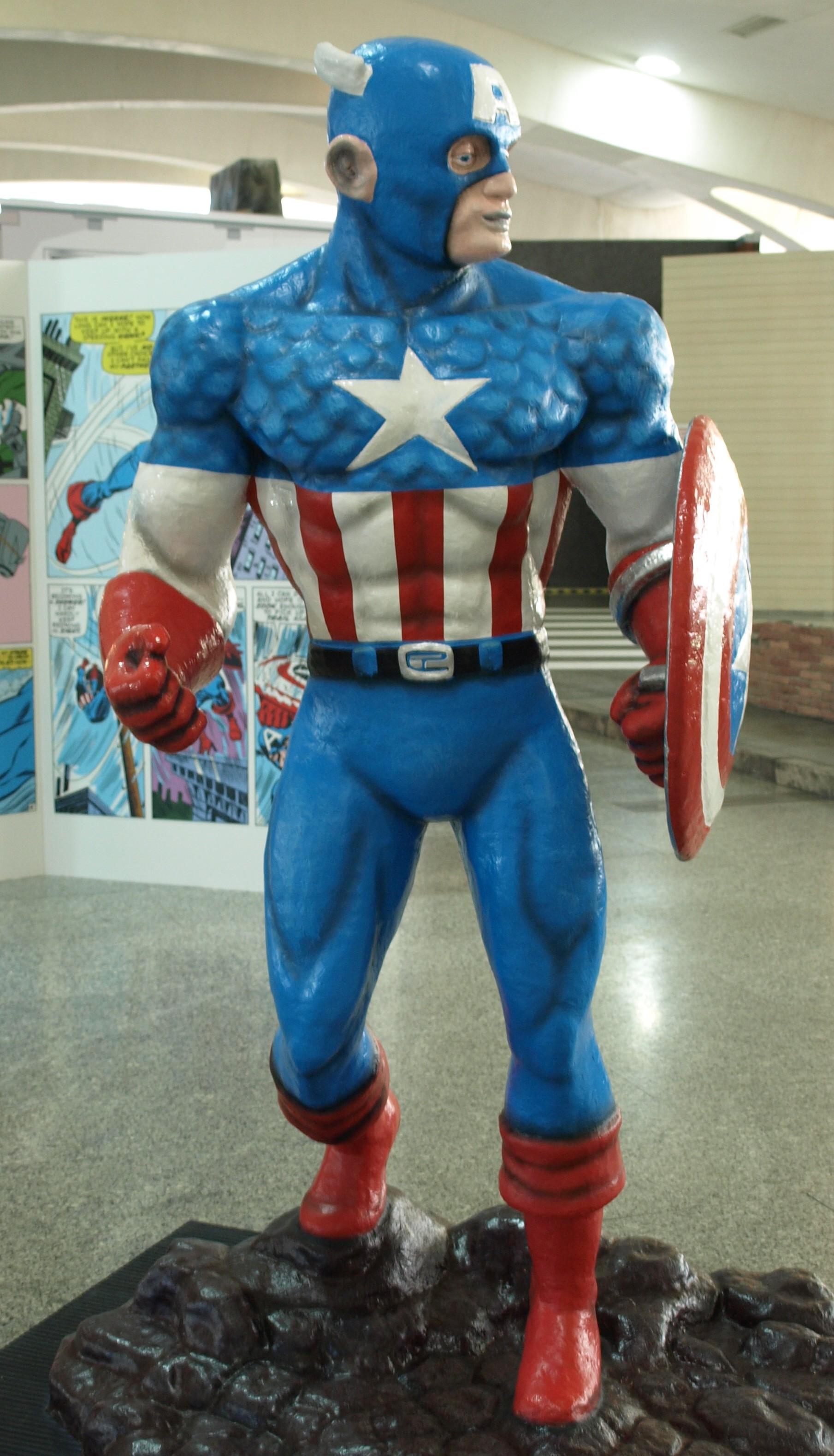 キャプテン・アメリカの画像 p1_32
