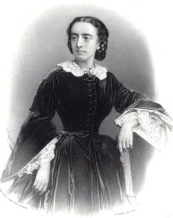 Caroline Duprez French soprano; daughter of tenor Gilbert Duprez (1832-1875)