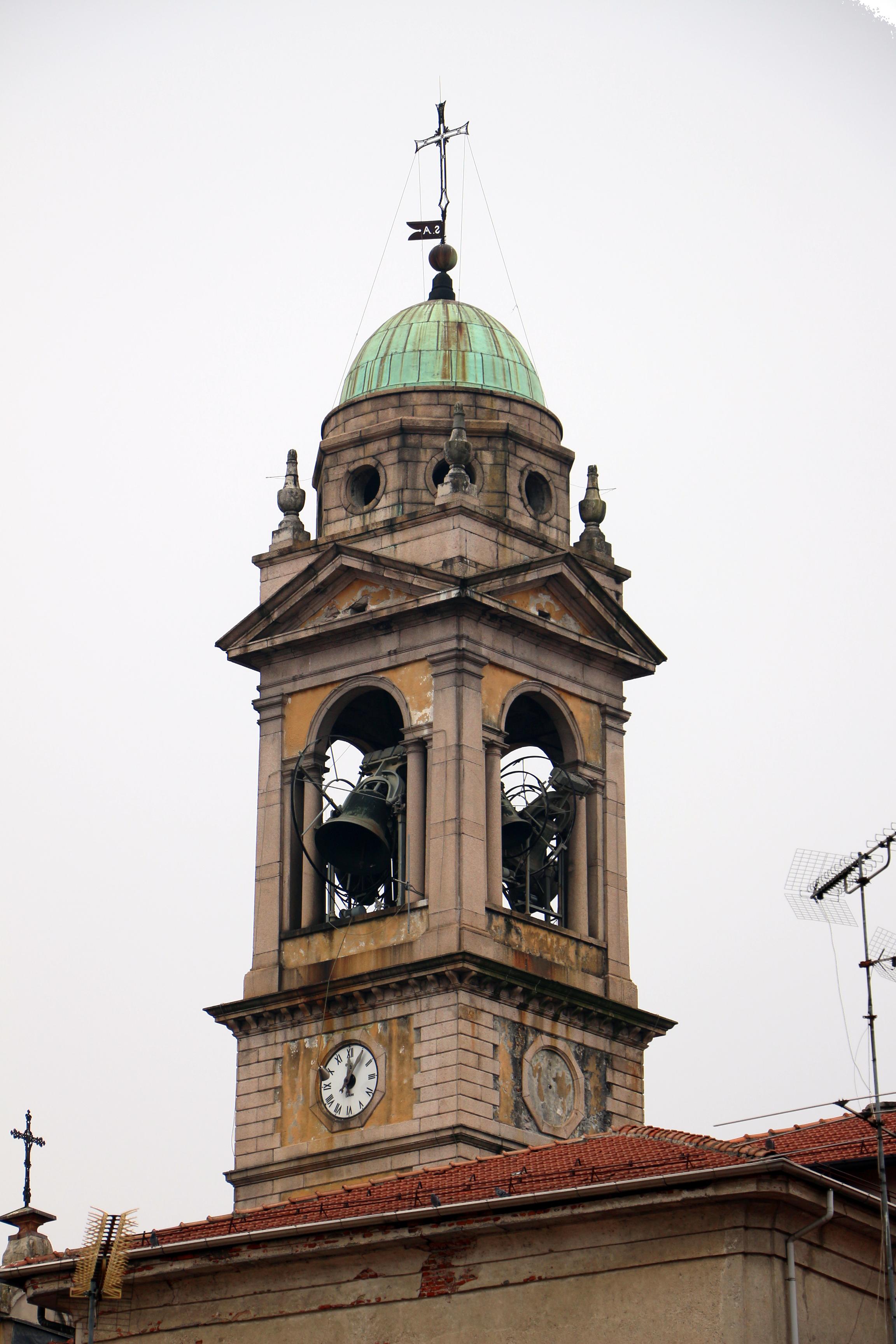 File castelletto sul ticino sant 39 antonio abate ext campanile 02 jpg wikimedia commons - Castelletto sul ticino ...