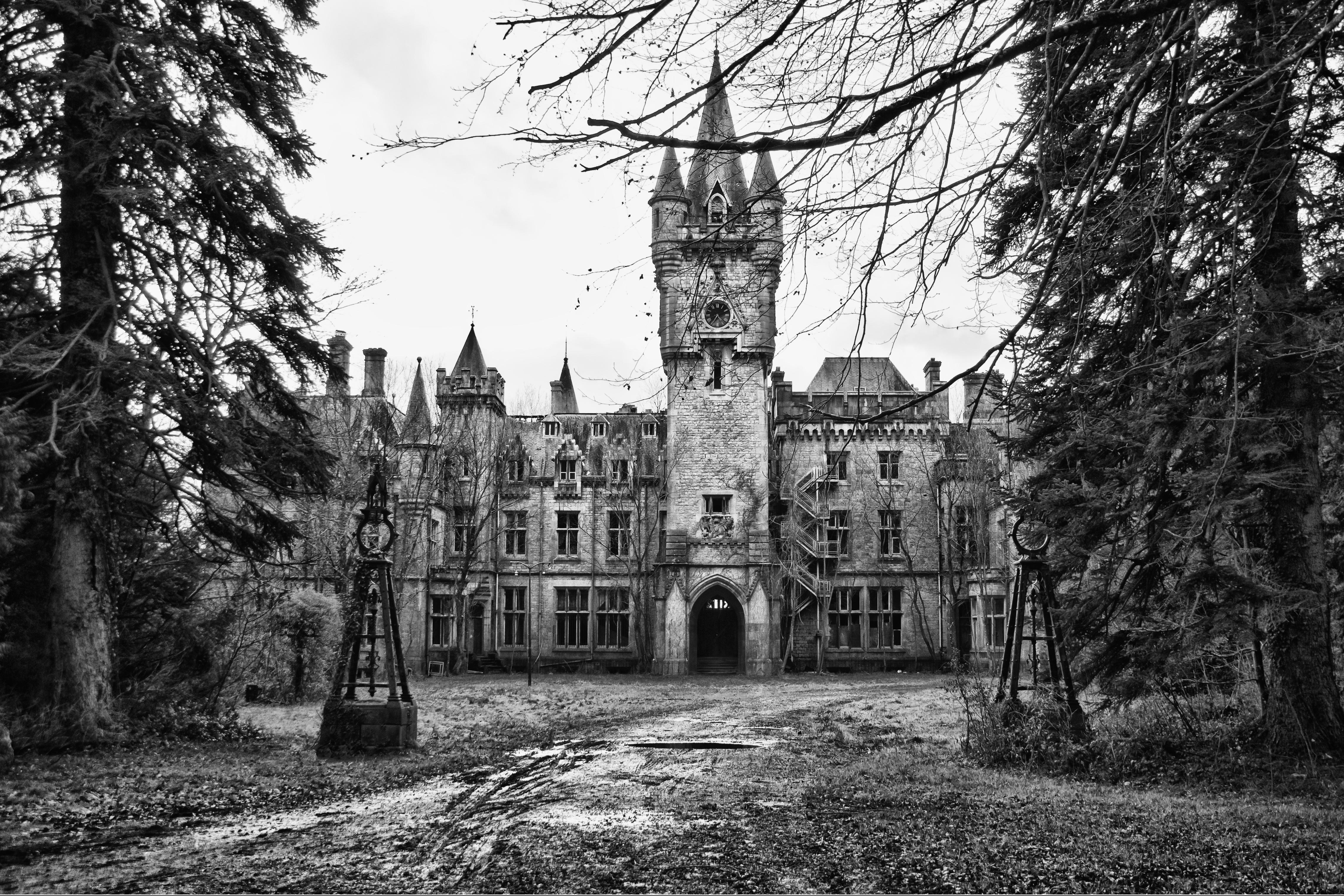 castle miranda belgium