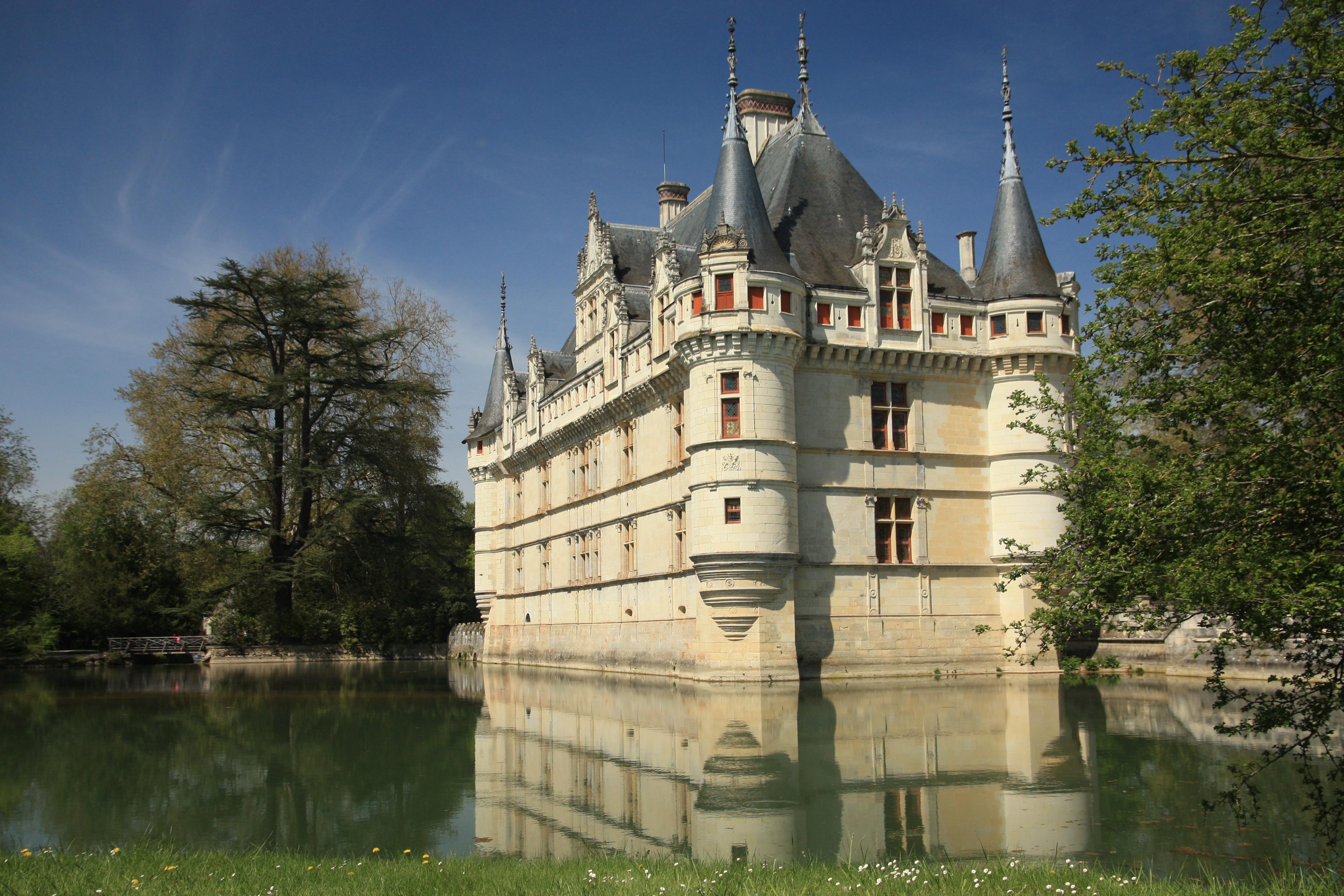 Chateau Azay Le Rideau Restaurant