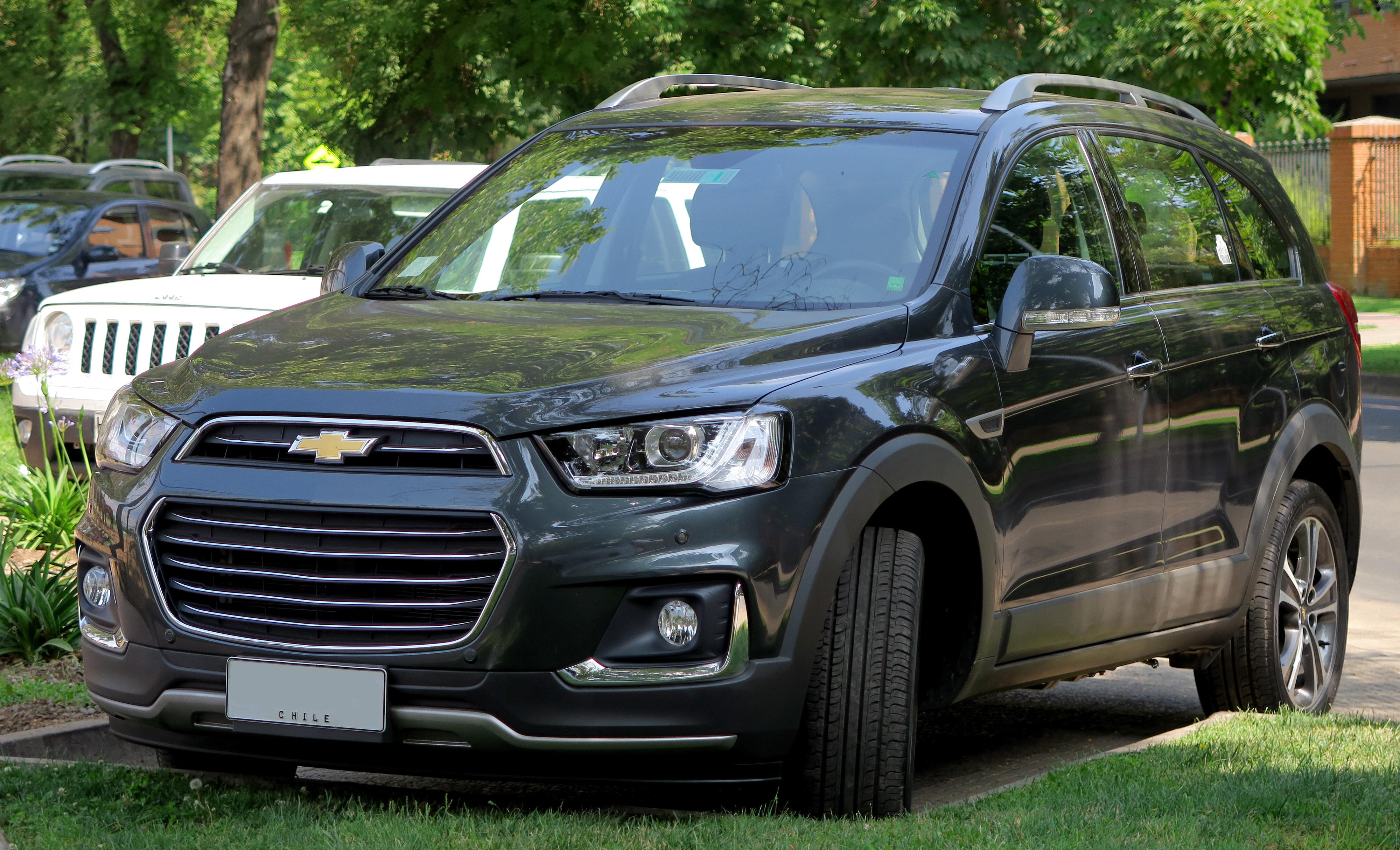 Kekurangan Chevrolet Captiva 2018 Murah Berkualitas
