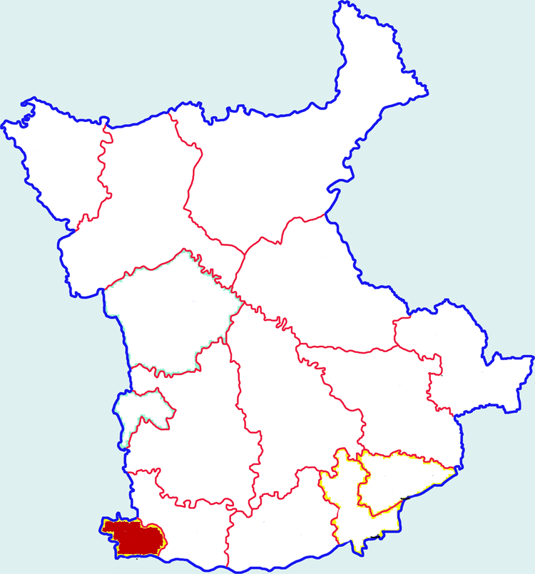 Yangling District Wikipedia
