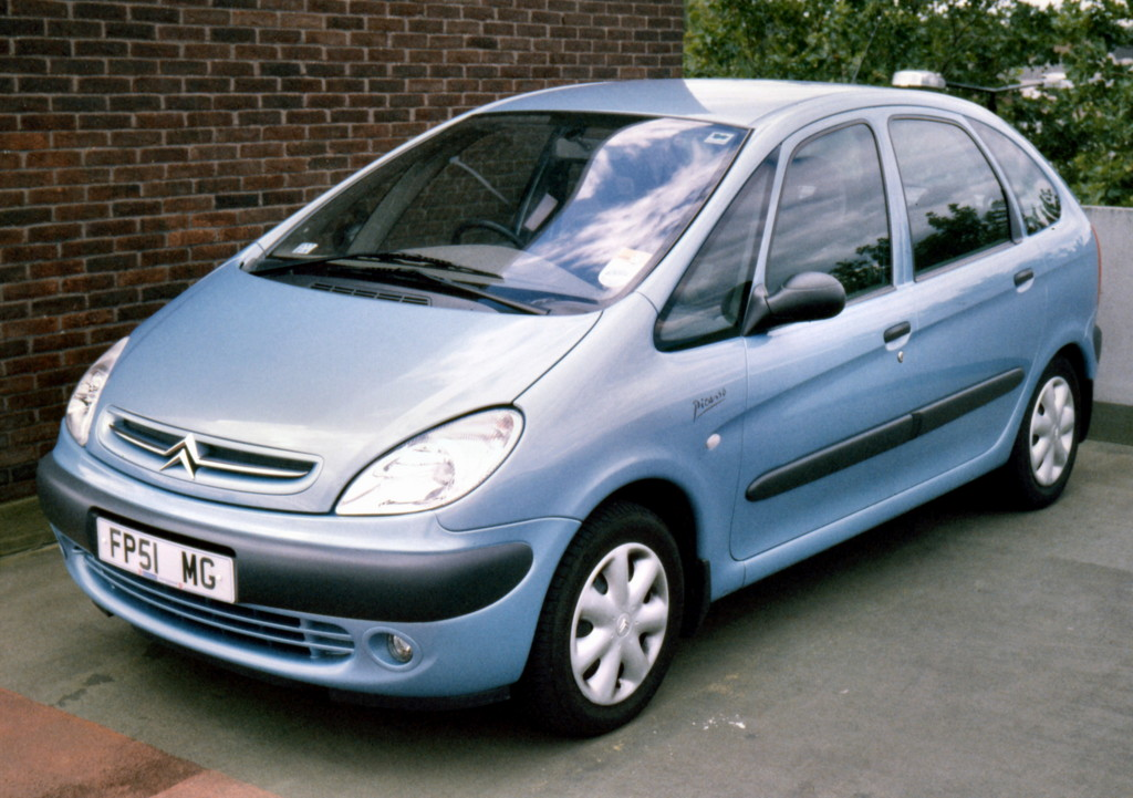 Citroen xsara picasso for Interior xsara picasso