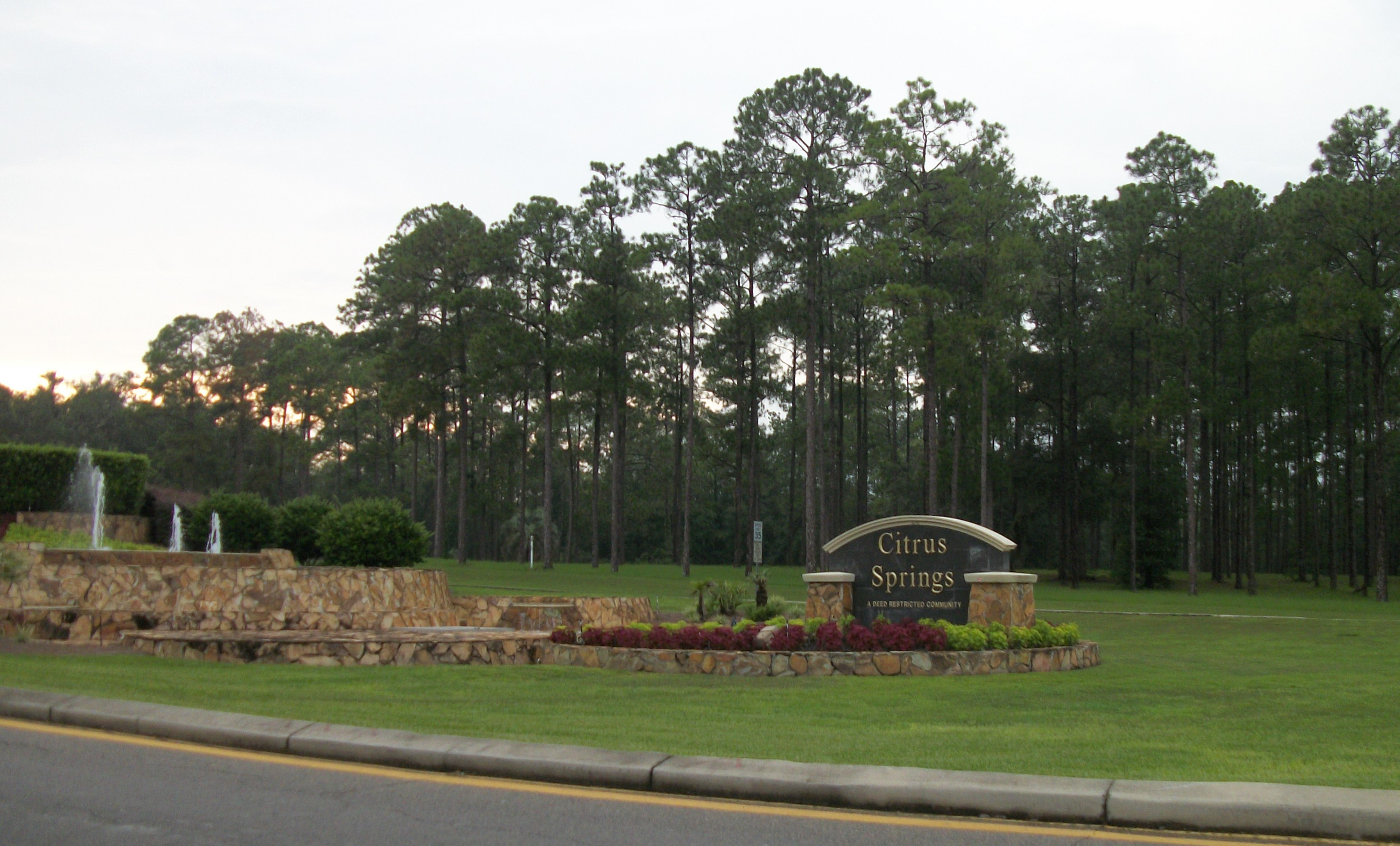 Citrus Springs, Florida - Wikipedia