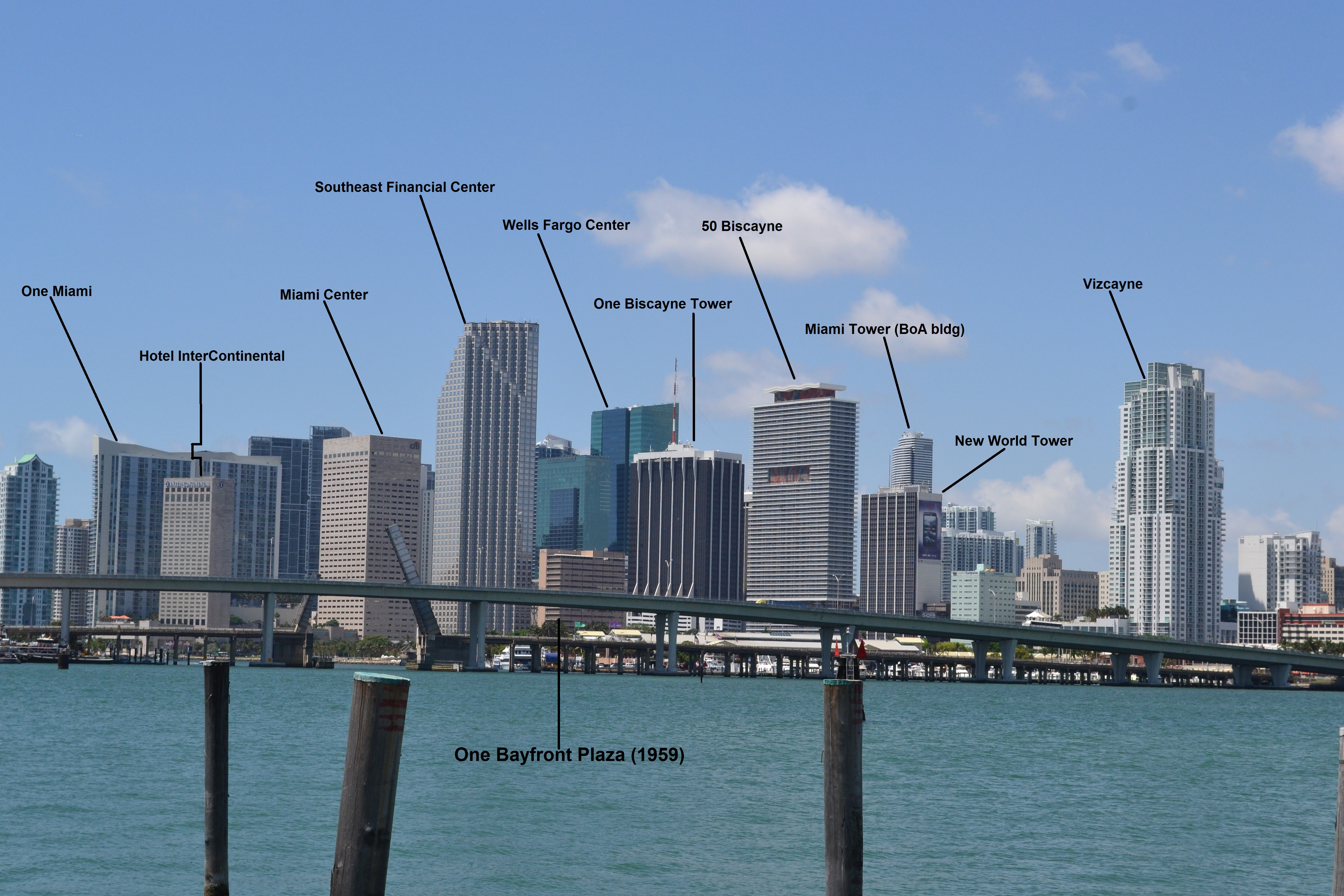 List Of Tallest Buildings In Miami Wikiwand