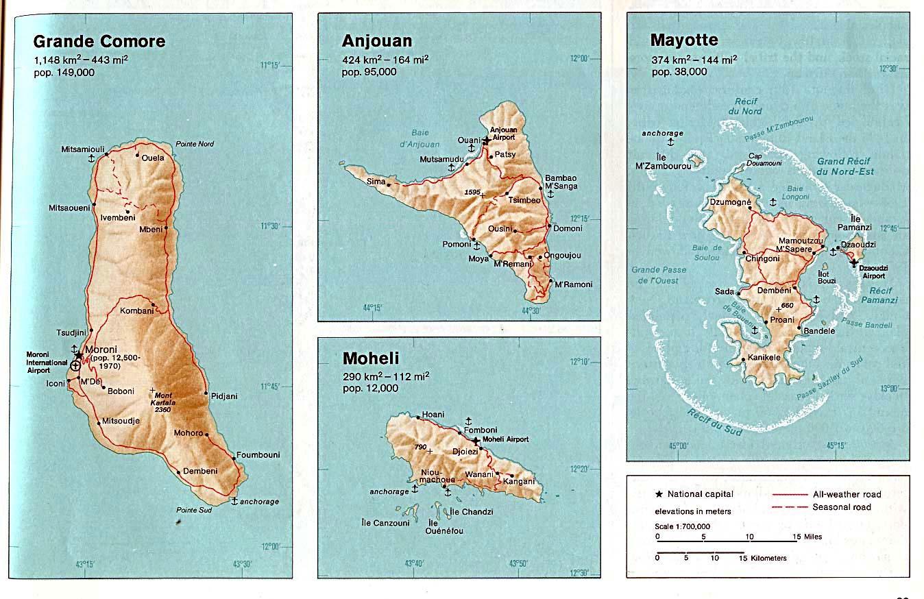 FileComoros Country Map CIAjpg Wikimedia Commons - Comoros map