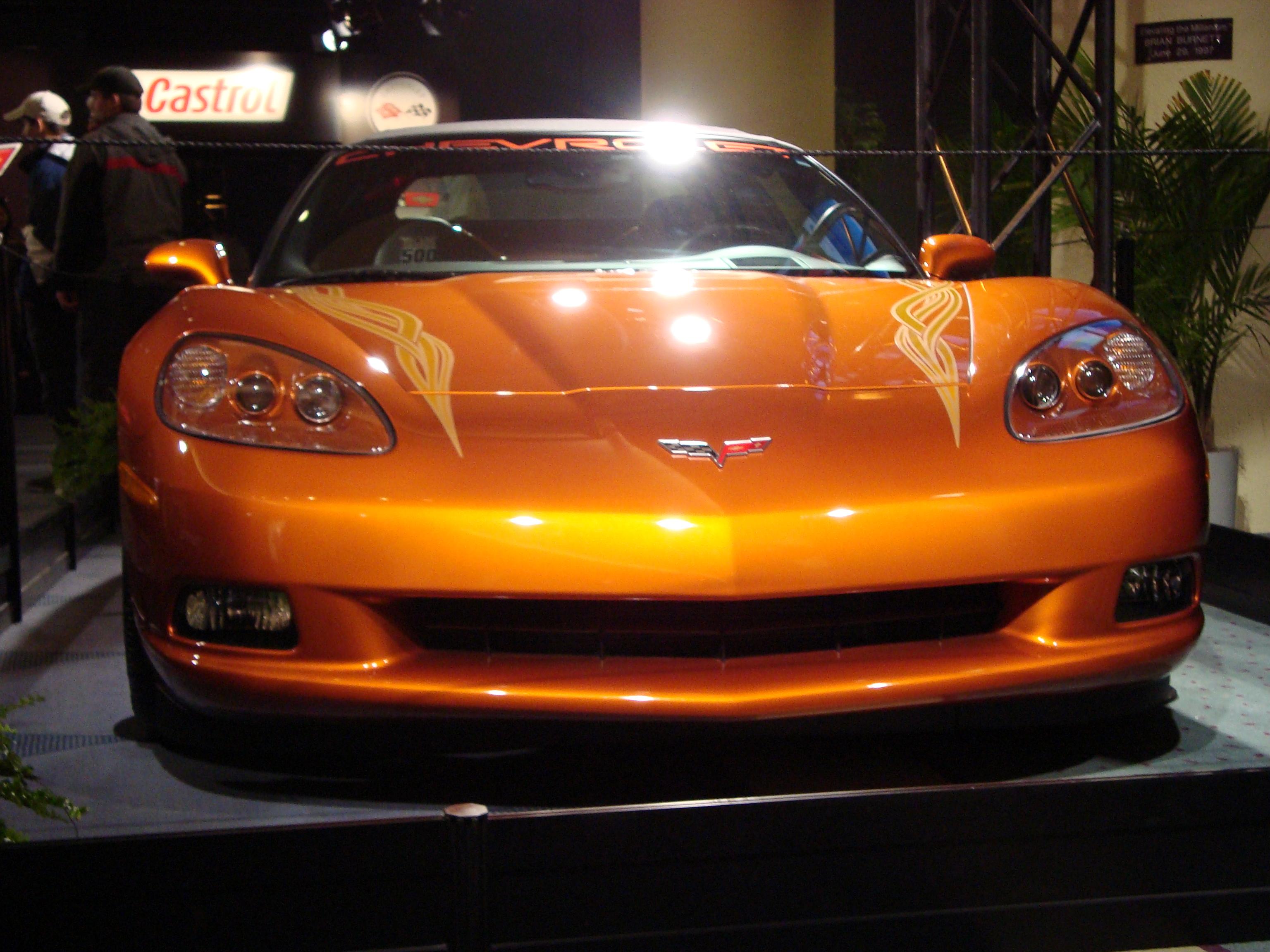 File Corvette Custom Orange Paint 3279768575 Jpg