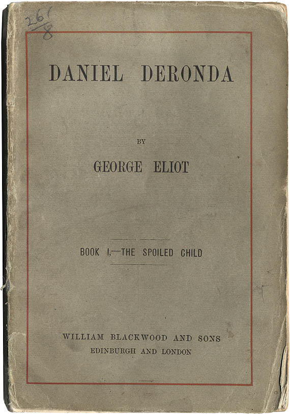 Picture of a movie: Daniel Deronda