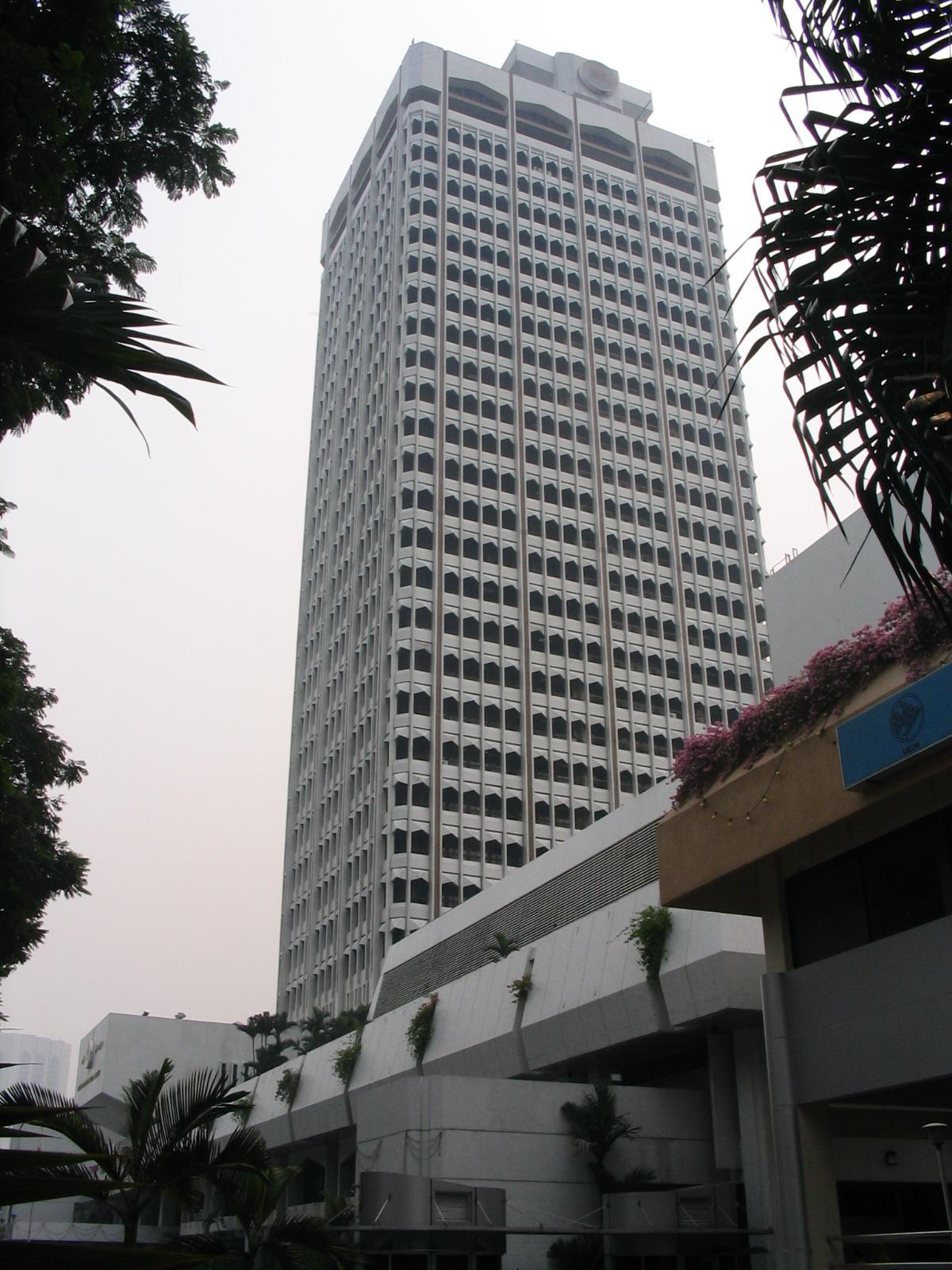 The Kuala Lumpur City Hall
