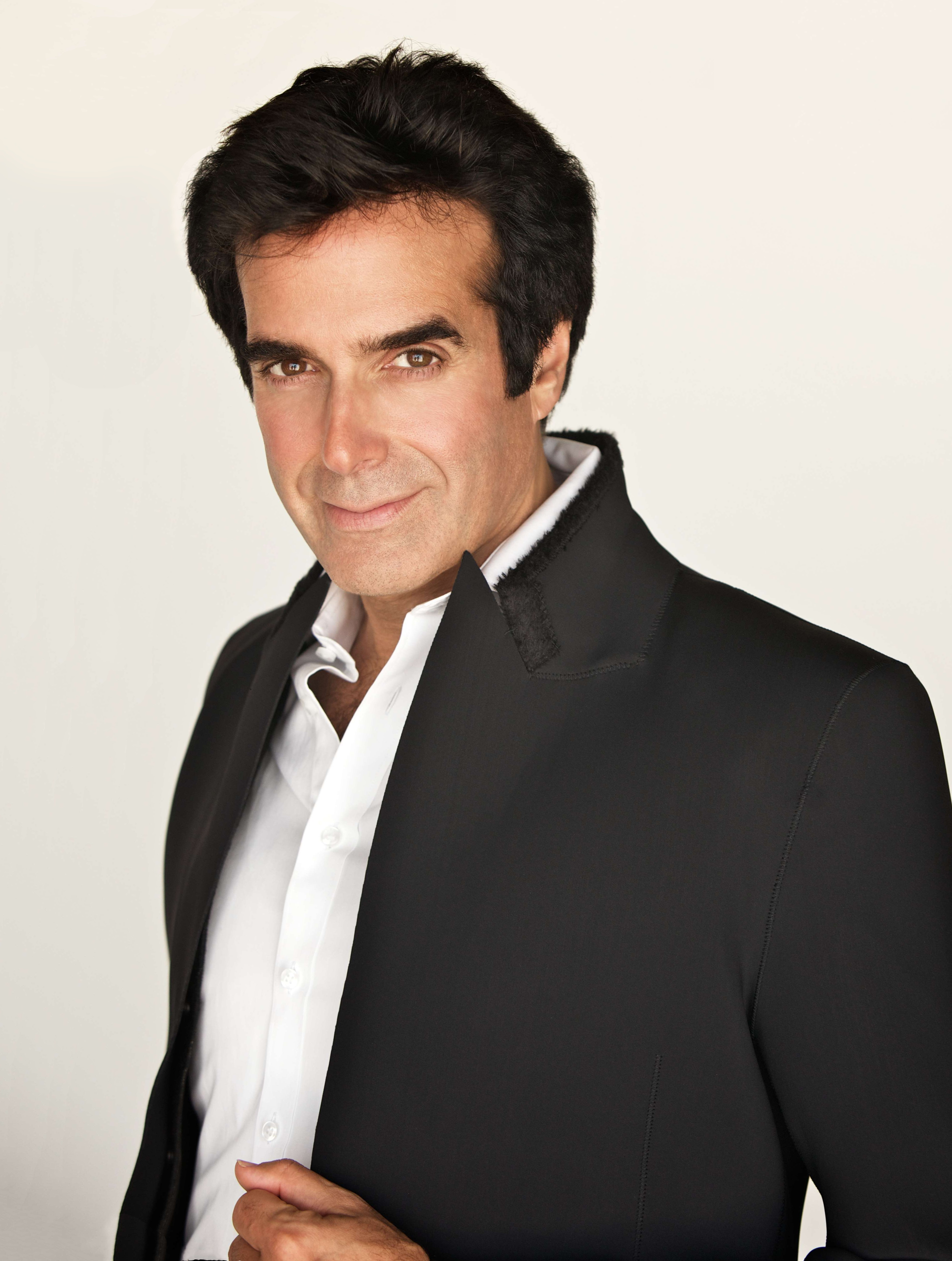 Bühnenmagier David Copperfield